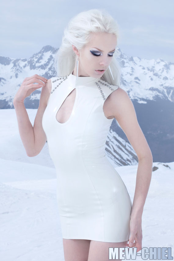 Mireya Latex Dress by Pandora Deluxe