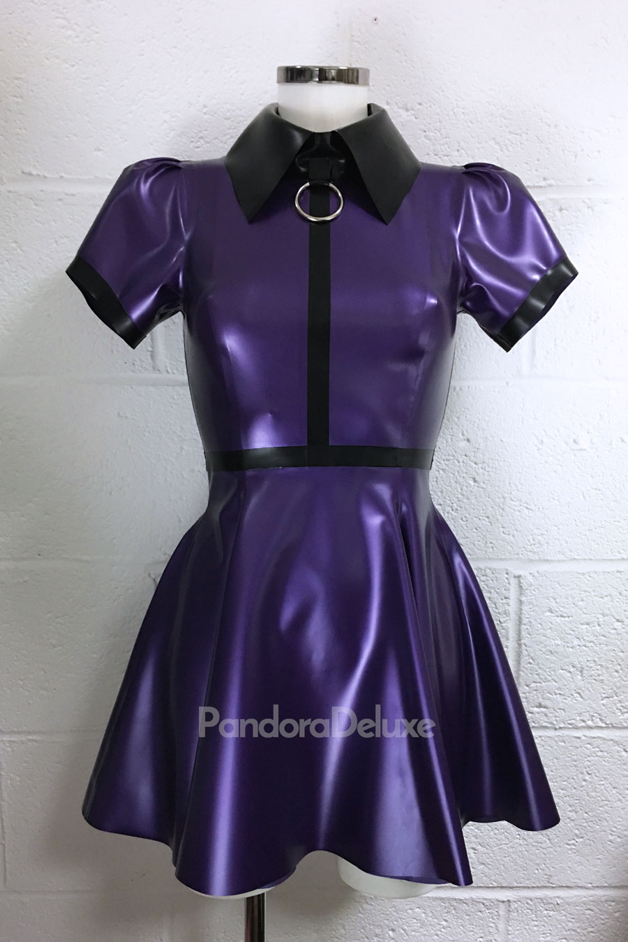 Emily Latex Dress by Pandora Deluxe