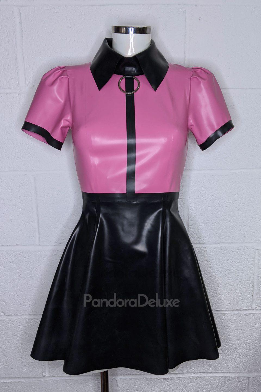 Emily Latex Dress